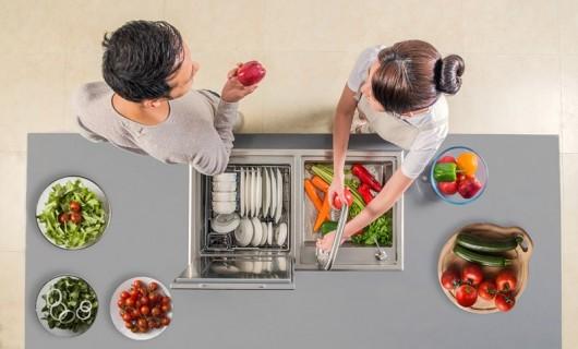 把时间还给更值得的事 力巨人水槽洗碗机成就健康生活新方式