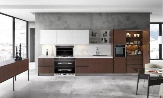 未来人集成灶:厨房清洗的奥秘所在