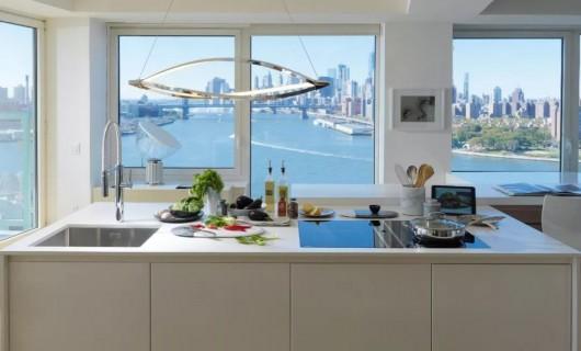 沃普集成灶:打造开放式厨房 让家人乐享生活