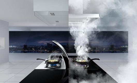 超九成网友抱怨现有烟机 打造完美厨房方法还得看集成灶