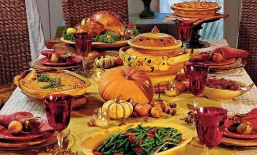 德普凯信集成灶:感恩节 这些人 我都想感谢