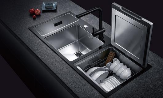 方太水槽洗碗机怎么样?好用吗?