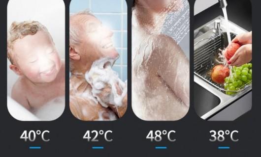品格:改变碎片式生活就从零冷水热水器开始