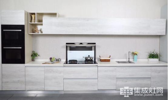 论厨房有一台卡梦帝分体式集成灶的重要性85