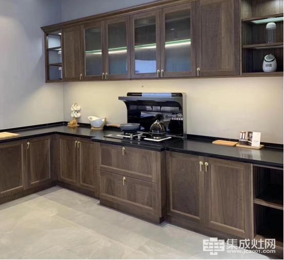 论厨房有一台卡梦帝分体式集成灶的重要性339