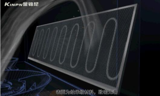 金铂尼集成灶不用清洗的关键 纳米自清洁技术
