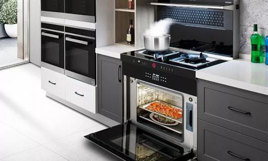 欧川集成灶 重新定义你的厨房生活