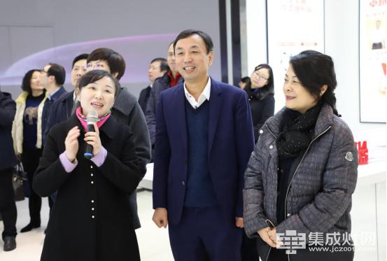浙江省政协副主席吴晶一行调研亿田智能厨电24