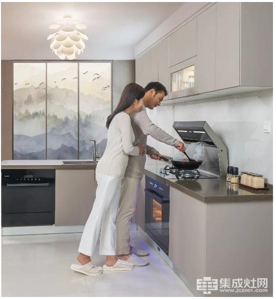力巨人集成灶 为你定义健康厨房新选择