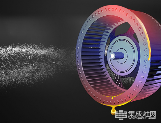 核心实力派  佐贺分体式集成灶的风轮很不简单157