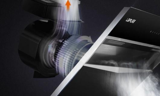 新品上市 莱普烟机CX300A 洁净厨房新选择
