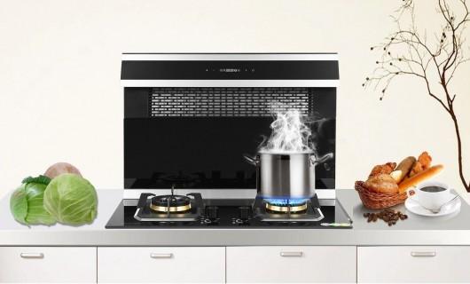 现代家居厨房如何美观又实用 贺喜分体式集成灶