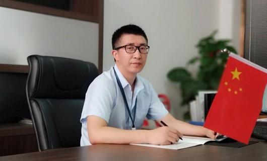 欧诺尼营销中心总监赵沅庆:新目标 新规划 尽显欧诺尼新姿态