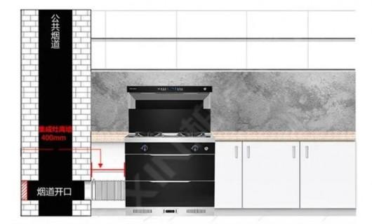 柏信集成灶:厨房黑科技R6-900 为你打造不一样的厨房黑科技