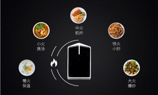 培恩集成灶新品 三头气电混合 煎炒烹煮皆出色