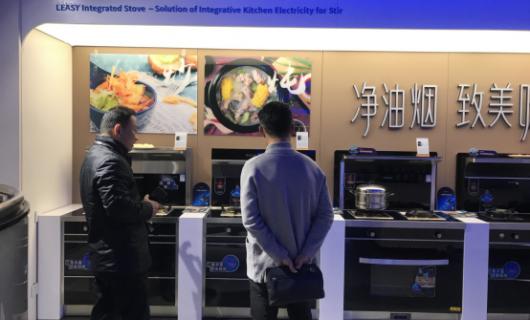 强强联合 中华集成灶网与领致集成灶强势出击2020
