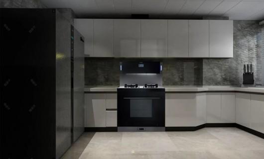 力巨人集成灶:厨房装修 装个集成灶就对了