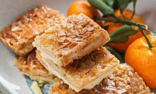 厨品乐集成灶教你做出酥脆可口 超香浓的焦糖杏仁脆