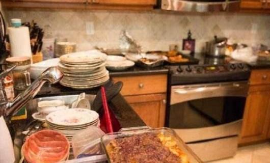 拯救家里的厨房清洁 除了勤快点 一台贺喜分体式集成灶也很重要