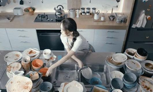 人机大战 浙派水槽洗碗机和你 谁赢