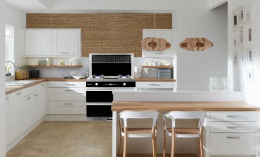 乐格集成灶:记忆里发生着变化的厨房