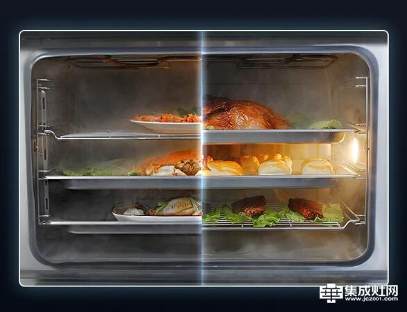 领致X6变频蒸烤一体集成灶新品剧透