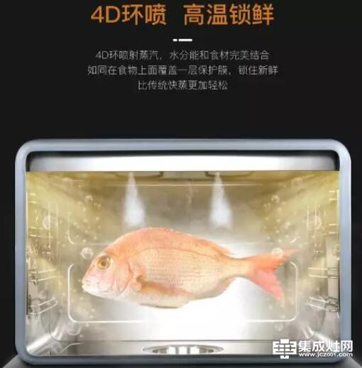 索太睿净-ZK蒸烤箱集成灶
