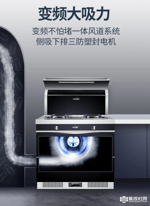 欧诺尼集成灶:厨房用没用集成灶 效果竟然差这么多