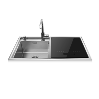 弗乐卡水槽洗碗机G6