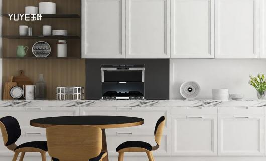 集成灶十大品牌:玉叶分体集成灶打造女性厨房高端品牌