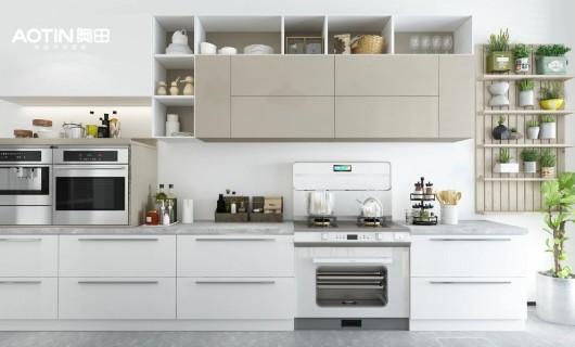 奥田集成灶:谁说美丽的皮囊和有趣的厨房不可兼得