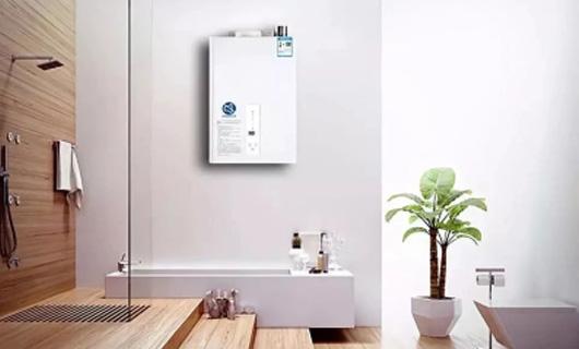 新品首发 浙派燃气热水器来袭 这可能是最懂你的沐浴神器