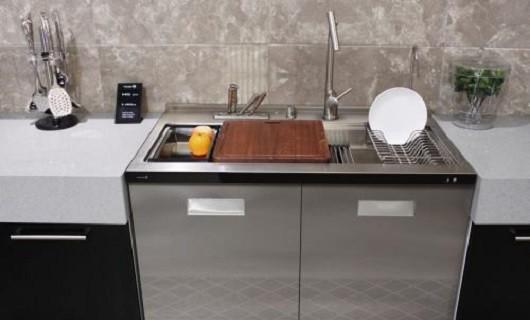 厨房是否需要安装集成水槽?
