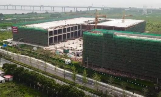 规划投资7亿 科大二期新生产基地全速建设中