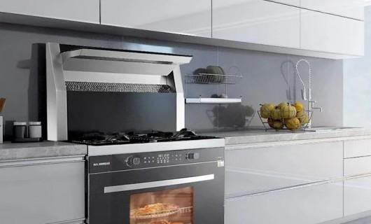 科大集成灶 真正实现开放式厨房
