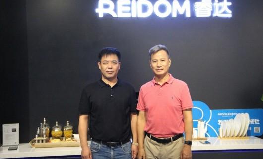 中国五金制品协会专职理事长孟凡波一行莅临睿达