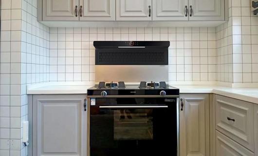 北斗星集成灶告诉你 小户型如何装出大厨房