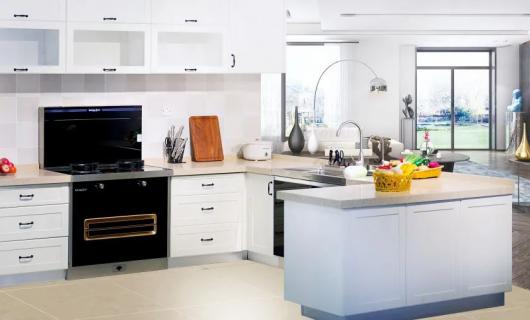 邦的集成灶专注十四年 厨房合理布局 选对厨电很重要