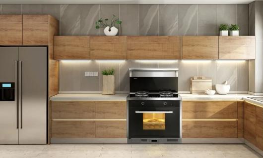 森歌新品D3ZK蒸烤一体集成灶来袭 跨界七合一 厨房烹饪新体验