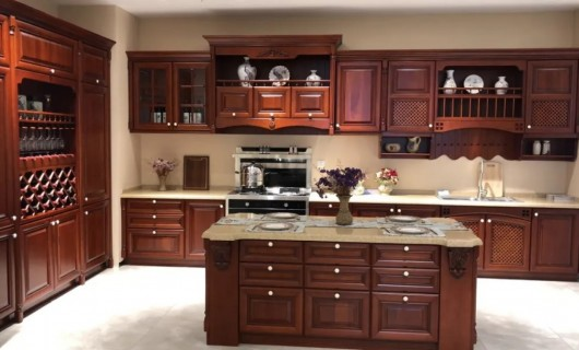 美大集成灶:厨房风格怎么选 装出高颜值 一眼就爱上