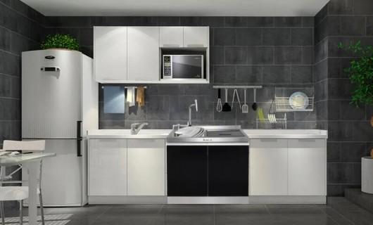 洗碗的正确打开方式——火星一号集成水槽洗碗机