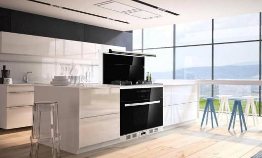5G助力 集成灶解锁智能厨房新未来