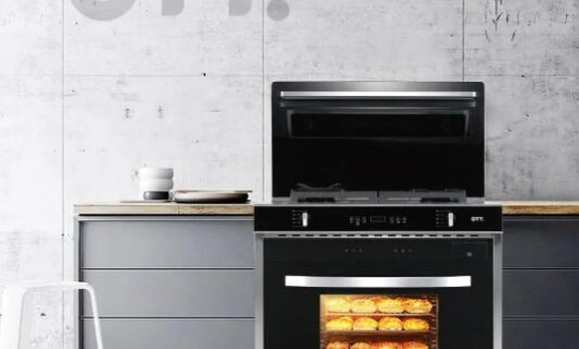 产品评测:欧特X6-ZK蒸烤一体集成灶 经典传承