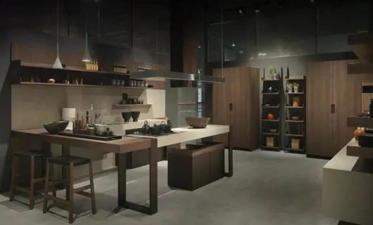 德普凯信 重新定义开放式厨房空间