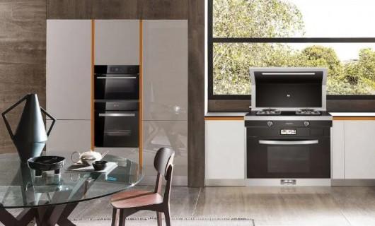 德普凯信集成灶:房价越来越贵 厨房空间怎么节省