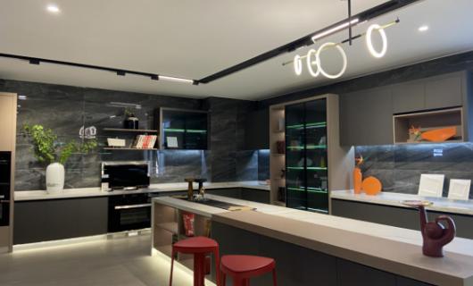 普森集成灶:备受争议的开放式厨房到底适不适合中国家庭
