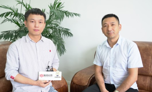 尚品电器总经理钱滨:立足品牌 发挥特性 共谋市场美好未来