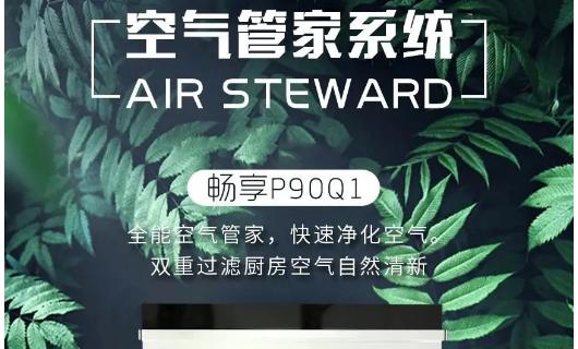 新品推荐  培恩集成灶畅享P90Q1闪耀上市