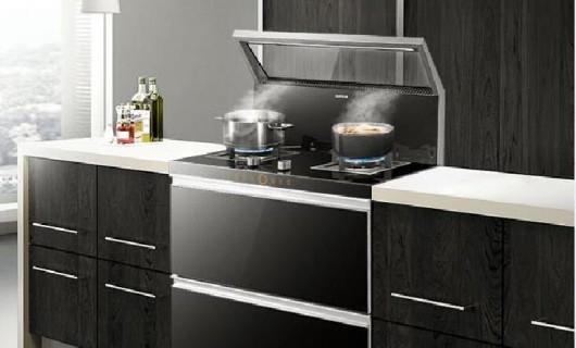 厨房装修少了集成灶 多少钱都白搭