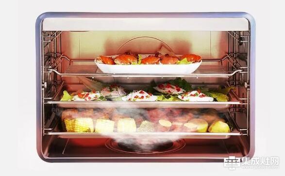 欧诺尼集成灶:完美温度 做出更鲜美味